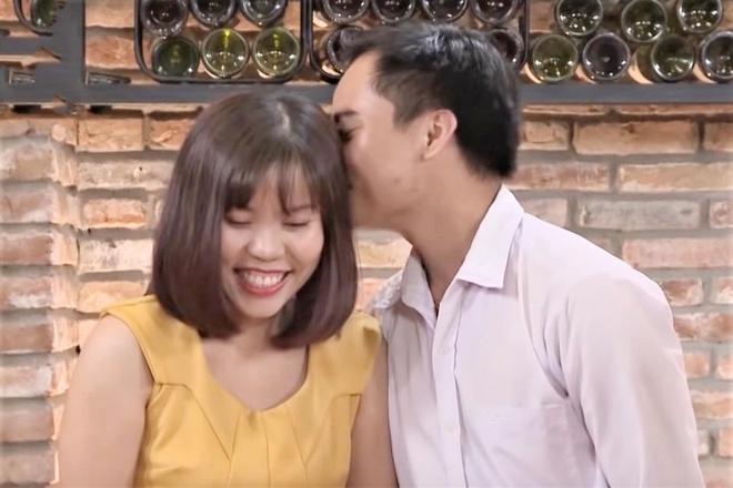 Chang trai chinh phuc ban gai 'ten la, mat ngo' o show hen ho hinh anh