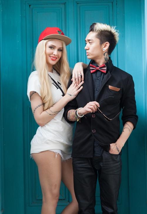 Nhung tinh yeu trai Viet gai Tay noi tieng voi dan mang hinh anh 9