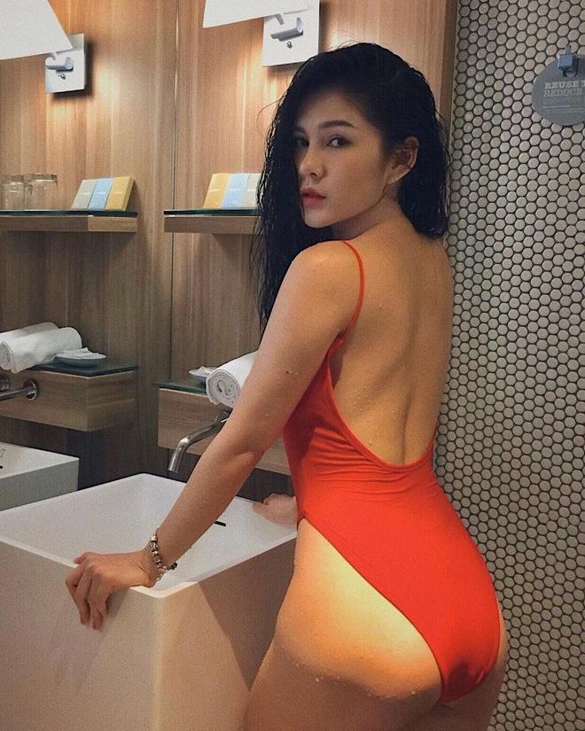 MC Vu Thu Hoai va loat hot girl xung danh 'che Thai gai Tuyen' hinh anh 5