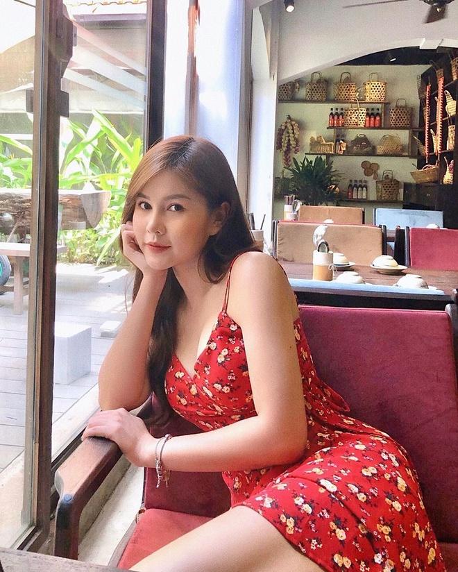 MC Vu Thu Hoai va loat hot girl xung danh 'che Thai gai Tuyen' hinh anh 3