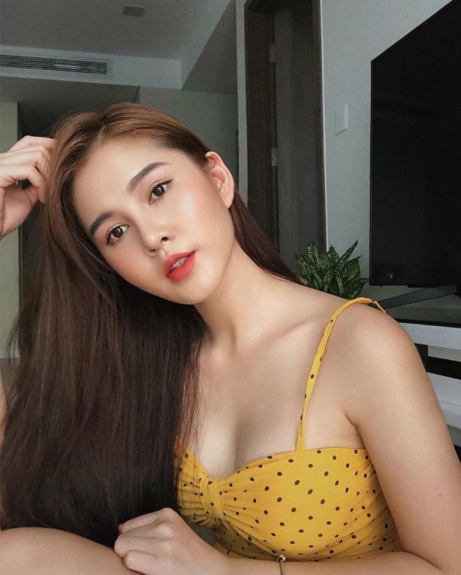 MC Vu Thu Hoai va loat hot girl xung danh 'che Thai gai Tuyen' hinh anh 4