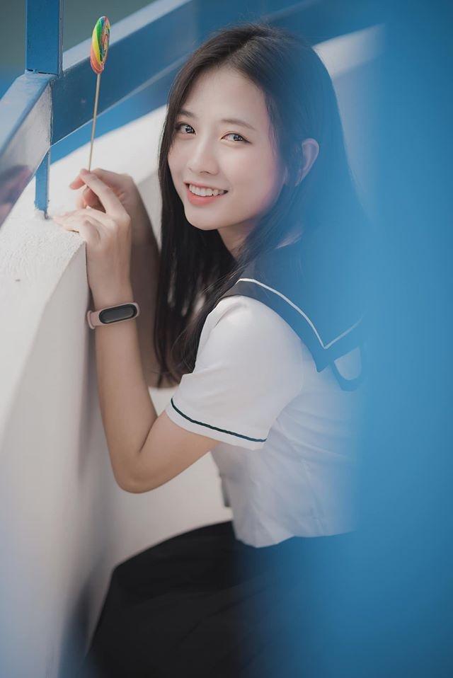 Hot girl 10X Phu Tho anh 4