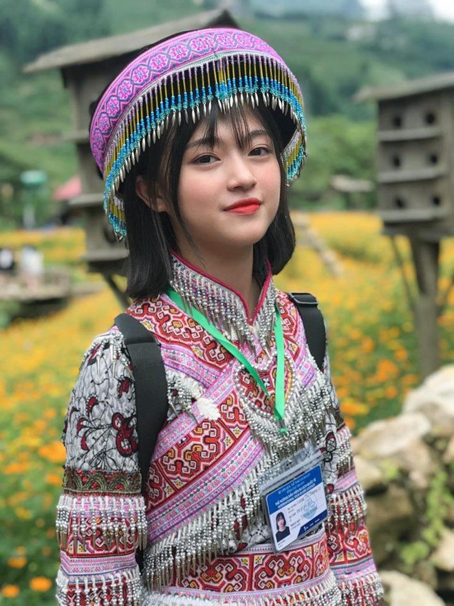 Hoa khoi 17 tuoi cao 1,70 m va nhung hot girl noi tieng que Lao Cai hinh anh 7 b5.jpg