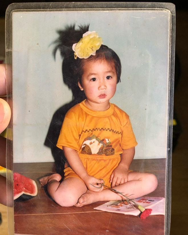 Tram Anh - JustaTee, Trang Lou - Tung Son khoe con giong het cha me hinh anh 6 tran3duy_61873469_328376697803399_6287877899748634522_n.jpg