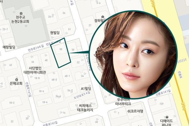 Han Ye Seul anh 1
