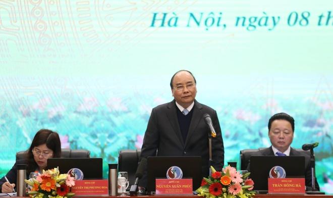 Thu tuong: 'Can quan tam dac biet toi bai toan bien doi khi hau' hinh anh 1