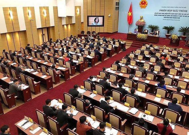 Gần 100 thanh tra xây dựng ở Hà Nội bị kỷ luật