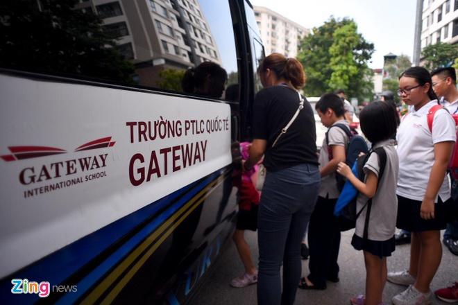 Truong Gateway cat hop dong voi cong ty Ngan Ha sau vu be trai tu vong hinh anh 1
