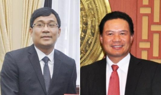 Hai bộ Lao động, Ngoại giao có thứ trưởng mới