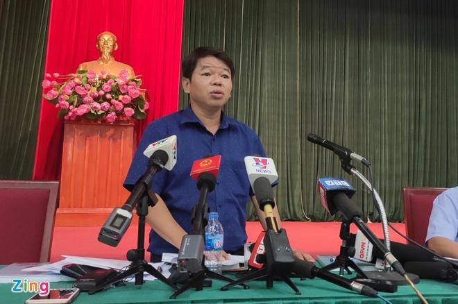 Tổng giám đốc nước sạch sông Đà: Không báo cáo vì văn thư lo vớt dầu