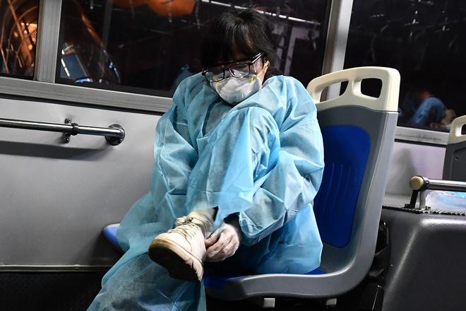 Phú Thọ bác bỏ thông tin bệnh nhân dương tính với Covid-19 ở Bình Xuyên từng đi xe khách tuyến Việt Trì - Cửa Lò (Nghệ An) vào đầu tháng 2. Ảnh minh họa: TPH.