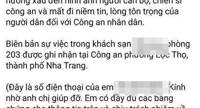 Mot CSGT bi to 'ga tinh' phu nu vi pham giao thong hinh anh 2 csgt_ga_tinh_2_msux.jpg