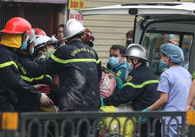 Hà Nội yêu cầu điều tra nguyên nhân vụ cháy làm 4 người chết - Pháp luật