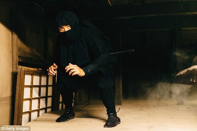 Nhat Ban thieu ninja phuc vu du lich hinh anh 1
