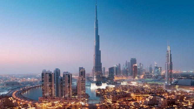Dubai dan dau diem du lich duoc tang boc thai qua hinh anh