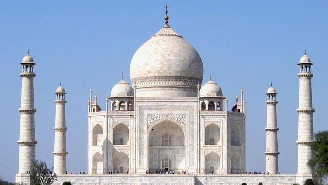 An Do bac thong tin Taj Mahal la ngoi den cua dao Hindu hinh anh