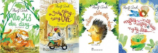 TS Nguyen Thuy Anh: 'Cac em nho  khong tho o voi sach' hinh anh 3