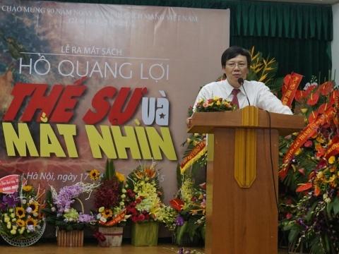 'The su va mat nhin' cua nha bao Ho Quang Loi hinh anh