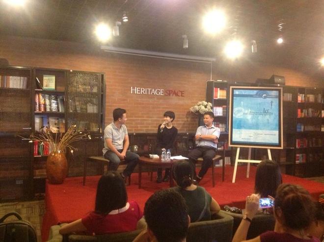 Hanh Nguyen: 'Viet van vi khong biet lam gi khac' hinh anh