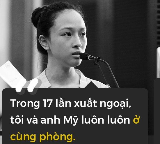 Nhin lai man doi dap kich tinh giua hoa hau Phuong Nga va Cao Toan My hinh anh