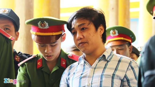 Y An Tu Hinh Hung Thu Giet Vo Con Pho Truong Ban Dan Van Huyen Hinh. Bị Cáo Châu  Minh ...