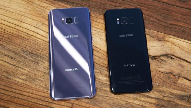Gioi cong nghe the gioi danh gia cao Galaxy S8 va S8+ hinh anh