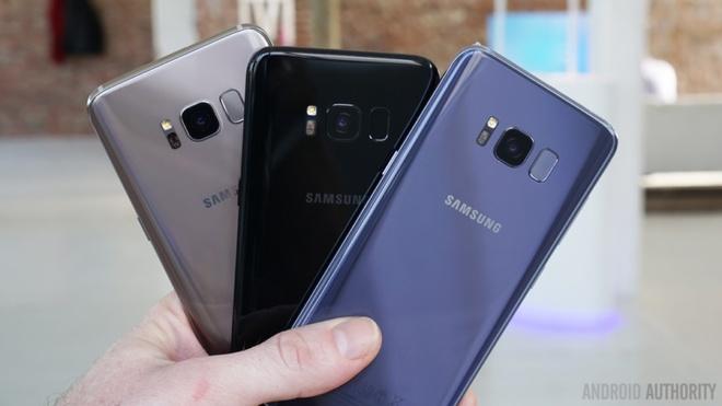 Gioi cong nghe the gioi danh gia cao Galaxy S8 va S8+ hinh anh 3