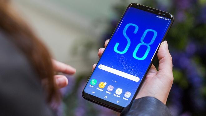Gioi cong nghe the gioi danh gia cao Galaxy S8 va S8+ hinh anh 2