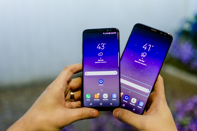 Vuot Apple, Samsung gianh lai vi tri so 1 hinh anh
