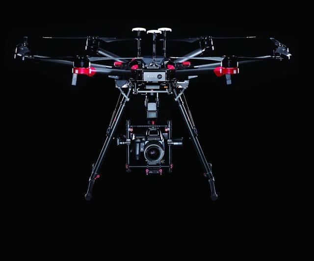 Drone gan camera 100 MP, gia co the gan 40.000 USD hinh anh