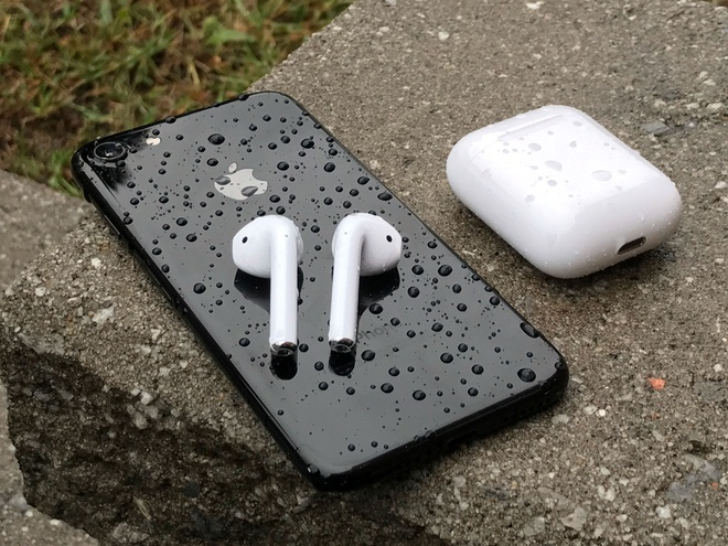 Tai nghe AirPods cua Apple anh 1