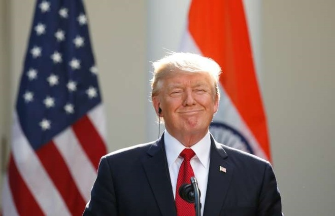 Tuyet chieu dang trang thai cua ong Donald Trump hinh anh