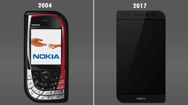 Thiet ke Nokia 'chiec la' phien ban 2017 hinh anh