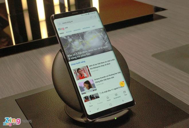 Galaxy Note 8 nhieu kha nang se co phien ban re hon hinh anh 1