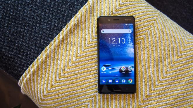 Chu thuong hieu Nokia: 'RAM 4 GB la du cho smartphone Android' hinh anh