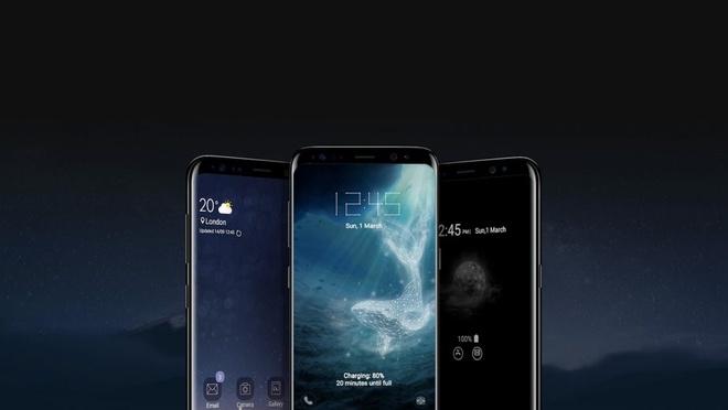 Concept Samsung Galaxy S9 hinh anh
