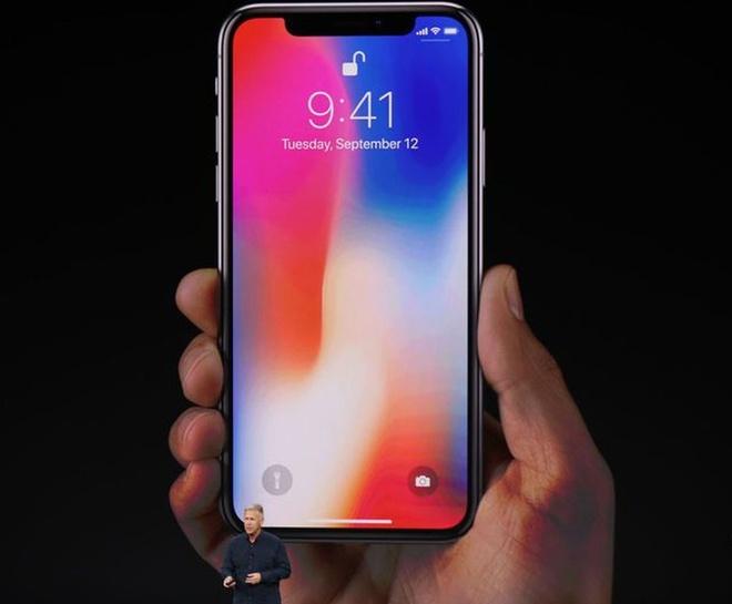Hieu nang iPhone X vuot troi so voi dien thoai Android hinh anh