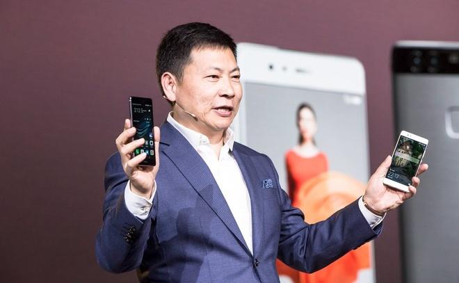IDC: Huawei co the soan ngoi Apple de dung 2 the gioi hinh anh