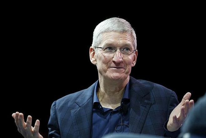 Tim Cook noi ve iPhone X va cac san pham trong tuong lai cua Apple hinh anh