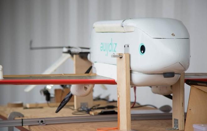Startup dung drone chuyen mau den nhung noi heo lanh nhat hinh anh 3