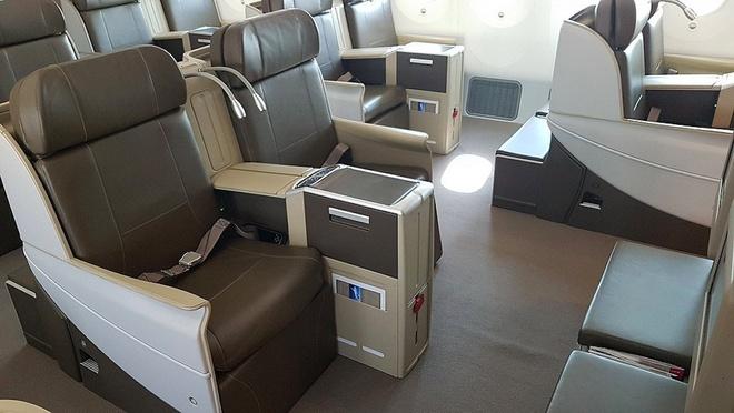 Ben trong Boeing 787 Dreamliner tri gia 300 trieu USD hinh anh 10