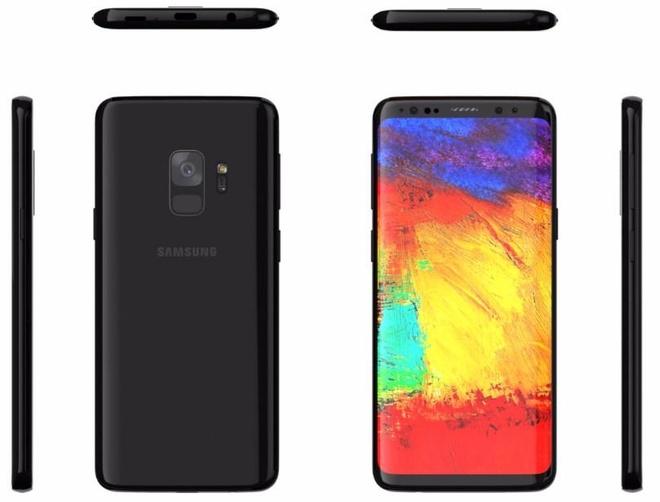 Hinh anh Galaxy S9 va S9 Plus anh 1