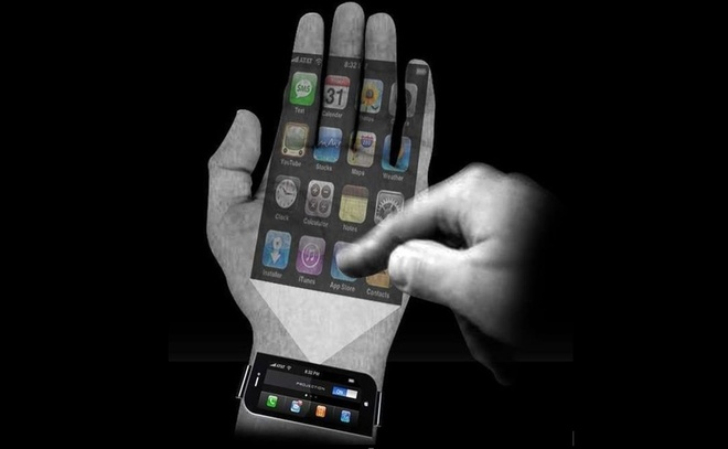 Smartphone trong tuong lai se nhu the nao? hinh anh