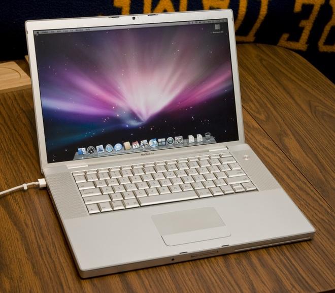12 nam truoc, MacBook Pro dau tien duoc ra mat hinh anh 1