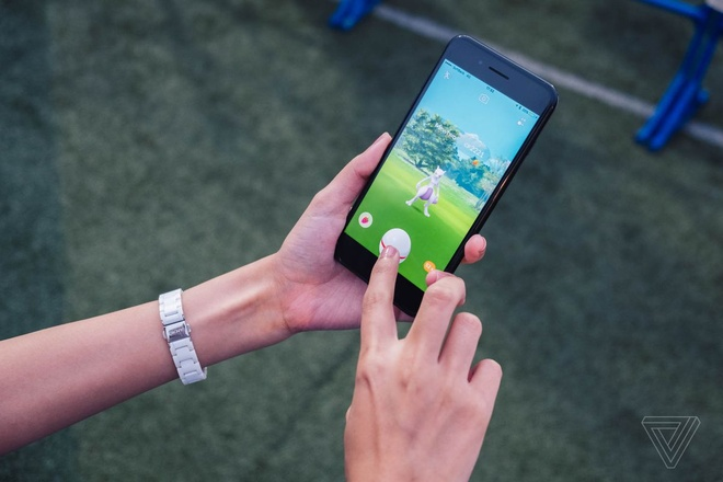 Pokemon Go khong con chay duoc tren nhung ban iOS cu hinh anh