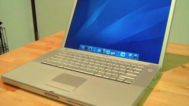 12 nam truoc, MacBook Pro dau tien duoc ra mat hinh anh 2