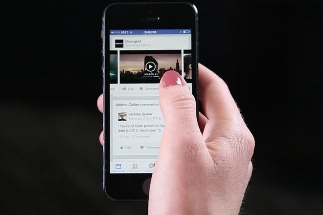 Cach tai video tren Facebook khong can phan mem hinh anh