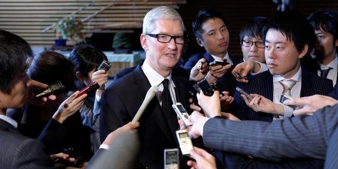 Apple mau thuan trong cach phat ngon vu lam cham iPhone hinh anh