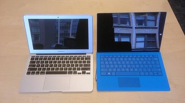 Microsoft: Nguoi dung thich Surface hon Macbook hinh anh