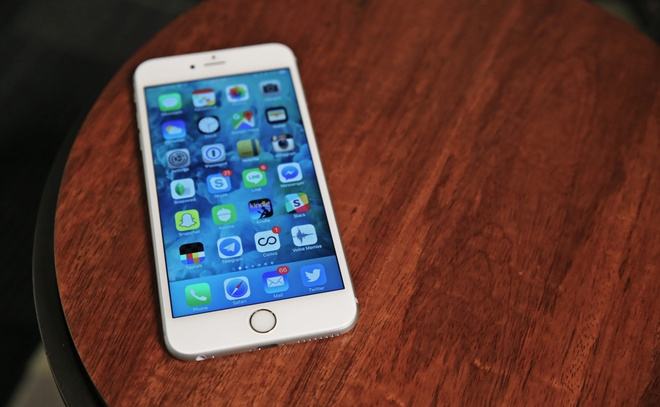 iPhone moi co the dung bo nho mua tu Trung Quoc hinh anh 1